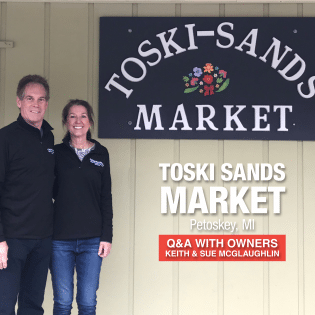 Toski Sands Market Interview